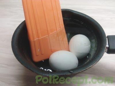 хладоэлемент и яйца