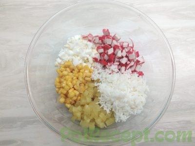 ингредиенты в тарелке