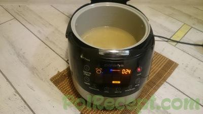мультиварка с рисом