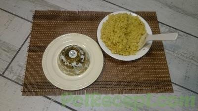 рис и пиала