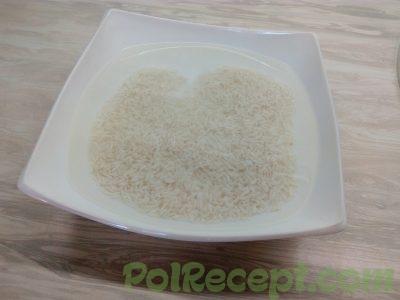 рис в чистой воде