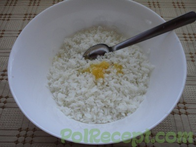 рис с медом