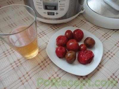 рассол помидорный