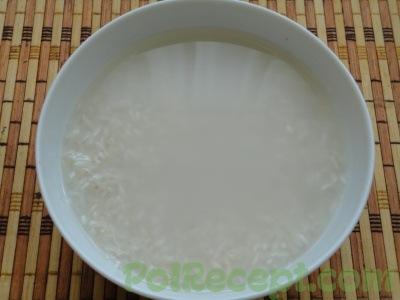 рис в мутной воде