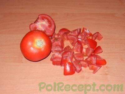 помидоры на доске