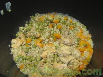 готовое блюдо в мультиварке